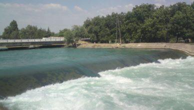 В одном из каналов Ташкента нашли труп молодой девушки