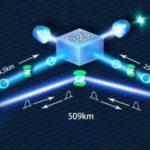 Установлен новый рекорд дальности телепортации квантовой информации по оптоволокну, который составил 509 километров
